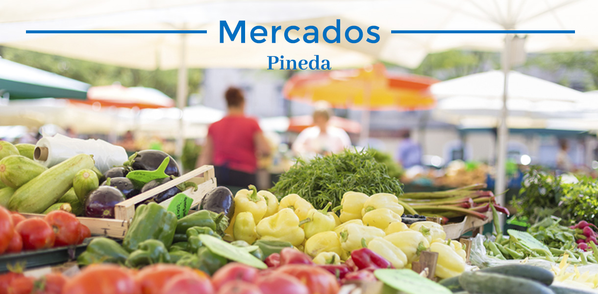 mercados de pineda de mar