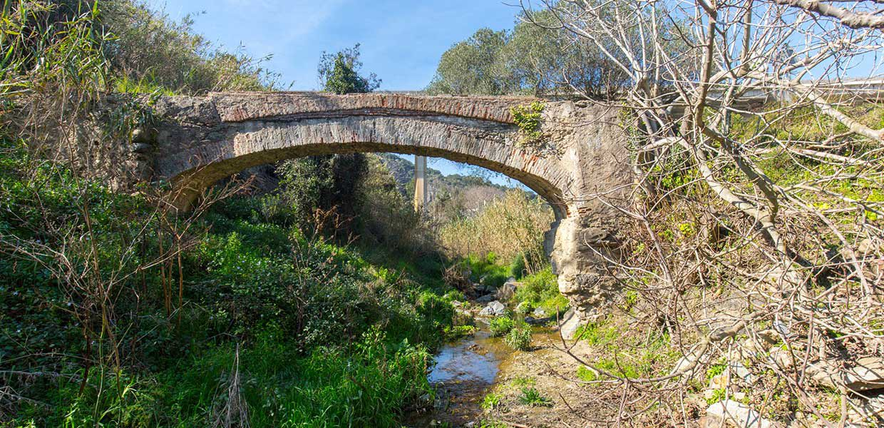 pont del diable pineda