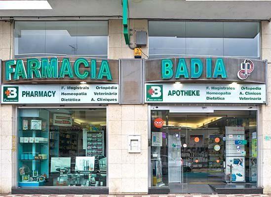 Farmàcia Badia