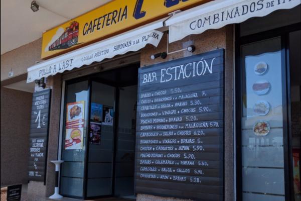 Cafeteria l'Estació