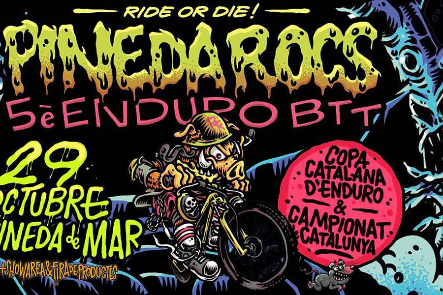 Course Enduro Pinedarocs