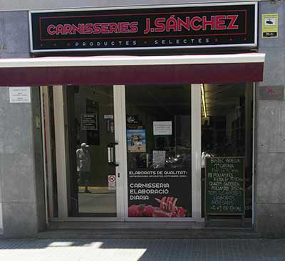 Carnissers J.Sanchez