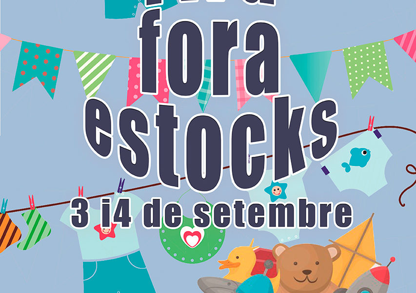 Fora Estocs (Out with all the stock)