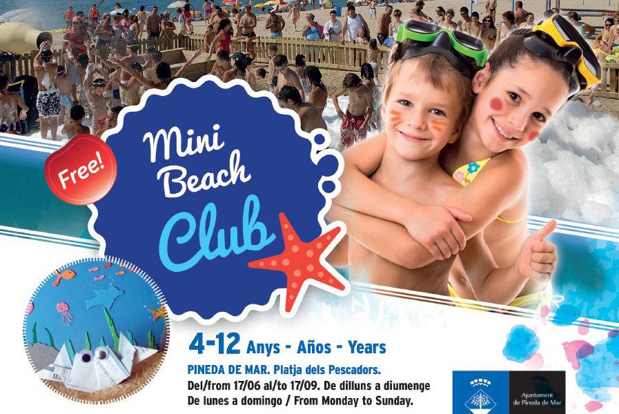 Мини пляжный клуб